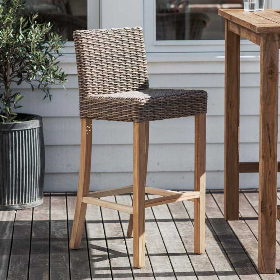 Stupendous Garden Trading Lymington Bar Stool Creativecarmelina Interior Chair Design Creativecarmelinacom