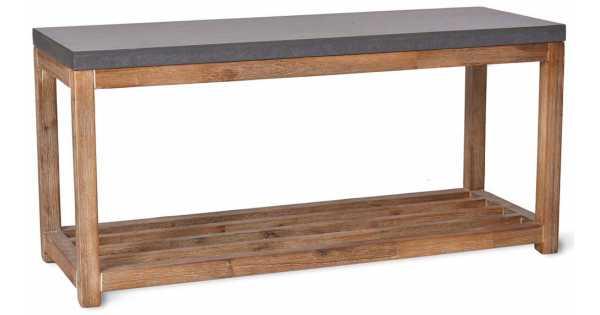 Garden Trading Chilson Hallway Bench, Garden Trading Chilson Console Table