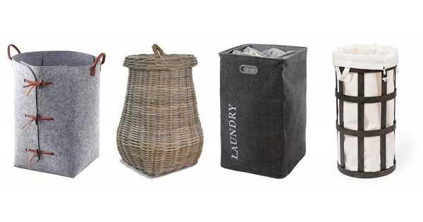 Designer Laundry Baskets Modern Washing Baskets Laundry Baskets
